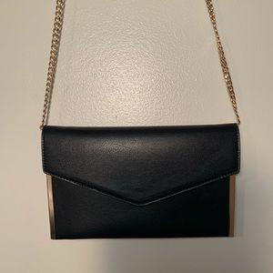Madison West black handbag